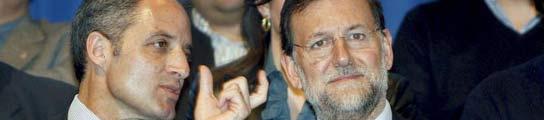 Mariano Rajoy y Francisco Camps se reúnen en secreto durante varias horas en Cuenca  (Imagen: EFE)