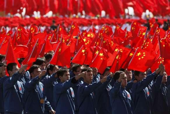 60 aniversario régimen comunista chino