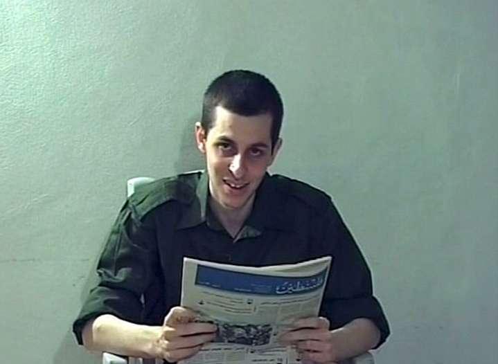 Vïdeo Gilad Shalit
