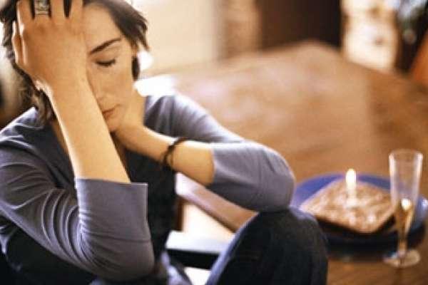 Las mujeres sufren más depresiones que los hombres.
