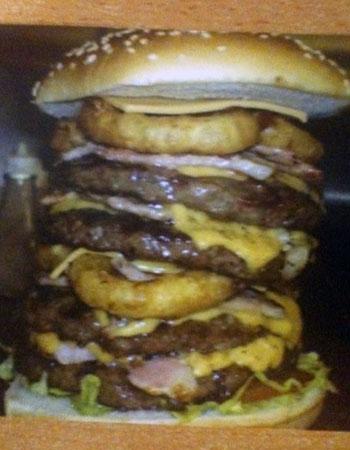 Super hamburguesa