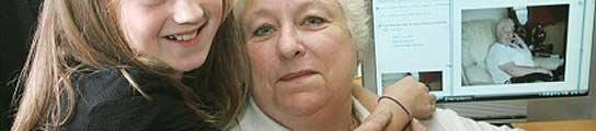 Una niña intentó vender a su abuela en eBay  (Imagen: EASTNEWS PRESS AGENCY LTD)