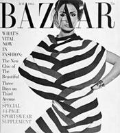<p>Nati Abascal en Bazaar</p>