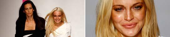 Lindsay Lohan en París