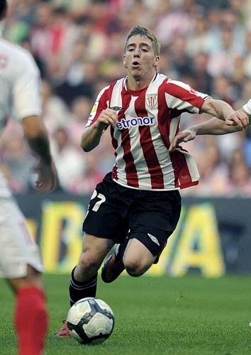 The battle of the teenagers as Muniain (Athletic Bilbao) & Lukaku (Anderlecht) meet in the Europa League