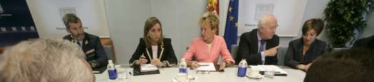 Reunión del Gobierno por el secuestro del 'Alakrana'
