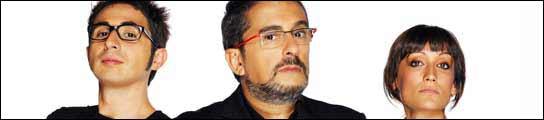 Buenafuente celebra 800 programas de emisión con cambio de papeles