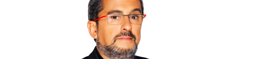 """Andreu Buenafuente: """"Cuando digo algo que no me creo, se me nota en la cara""""  (Imagen: 20MINUTOS.ES)"""