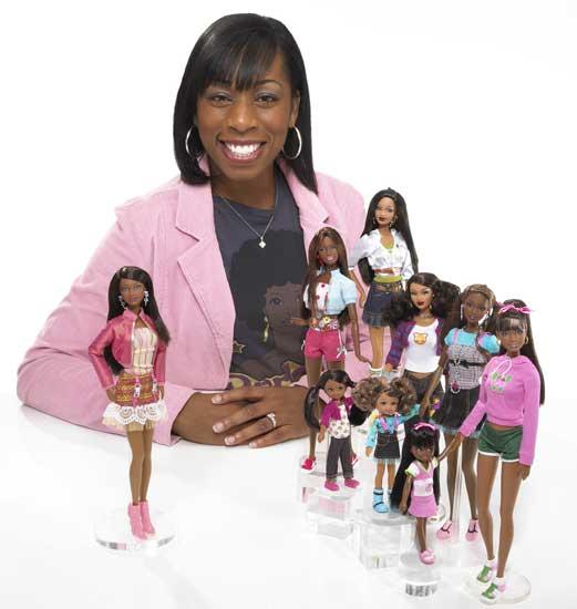 Nueva línea de Barbie