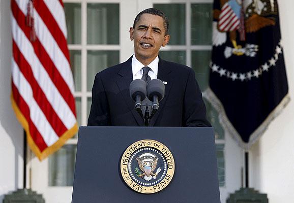Obama, Nobel de la Paz
