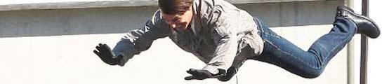 Tom Cruise, sin dobles para rodar las escenas de acción de su última película  (Imagen: SPLASH)