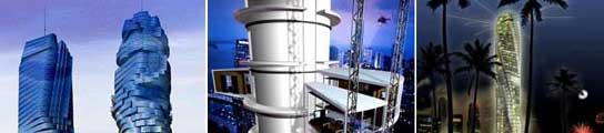 Rotating Tower