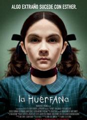 <p>La huérfana - cartel</p>