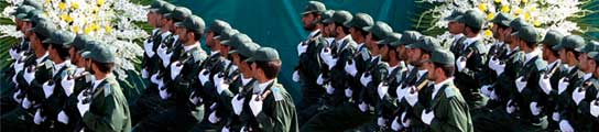 Guardia Revolucionaria iraní
