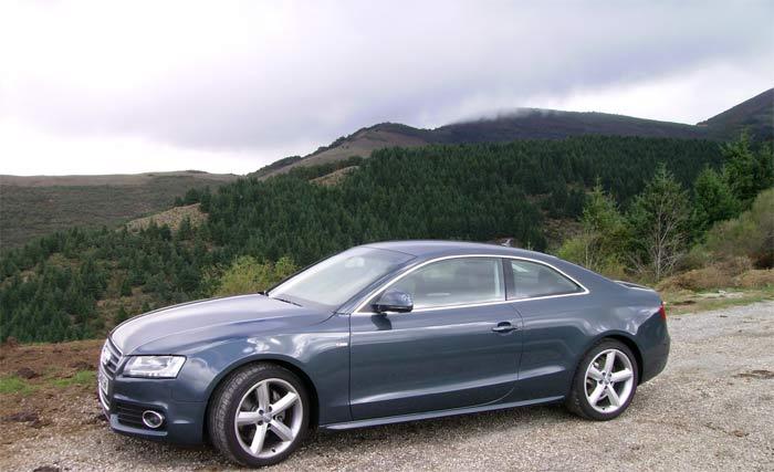 Audi a5 la berlina cup que se pega al suelo - Piso que se pega ...