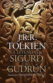 <p>La Leyenda de Sigurd y Gudrún - portada</p>
