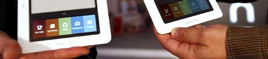 El nuevo rival de Kindle se llama Nook y tiene pantalla a color  (Imagen: Shannon Stapleton / REUTERS)