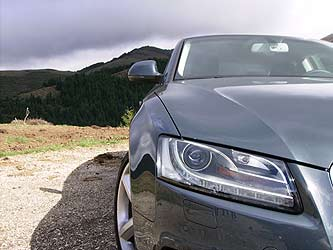 Audi A5 211 CV.