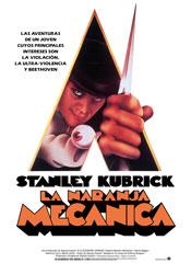 La naranja mecánica (2009) - Cartel