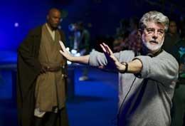 <p>George Lucas</p>