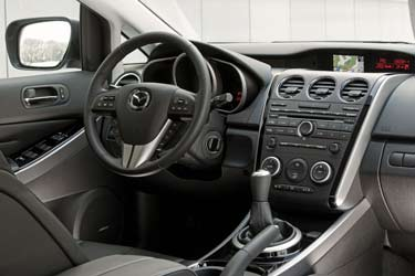 <p>Mazda CX-7 Diésel.</p>