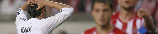 Kaká ante el Sporting