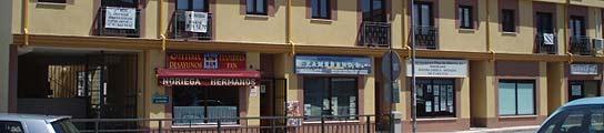 Edificio irregular en Aldea del Fresno