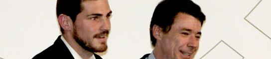 Casillas e Ignacio González