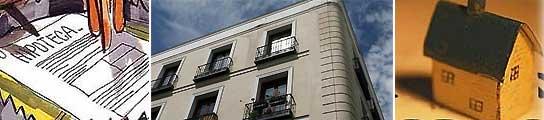 Los españoles son los europeos con más dificultades para obtener una hipoteca  (Imagen: ARCHIVO)