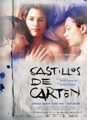 Castillos de cart�n - Cartel