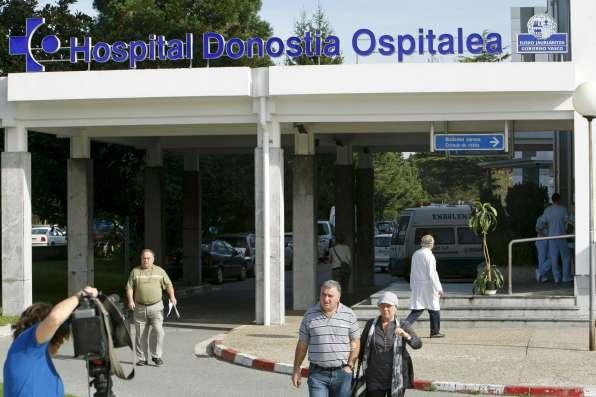 Hospital Donostia de San Sebastian