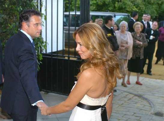 Alberto Martín y Lydia Boch