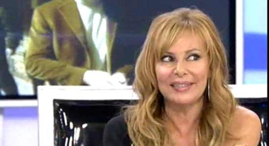 Ana Obregón en 'Sálvame Deluxe'