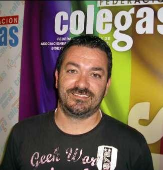 José Luis Salvador, educador social de Colegas