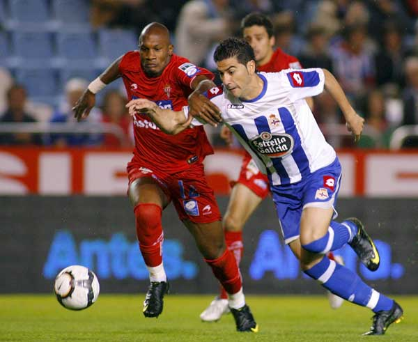 Deportivo - Sporting