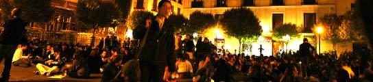 Drogas, botellón, prostitución, robos... La noche madrileña sigue siendo insegura  (Imagen: Jorge París)