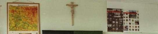 Crucifijos en las aulas
