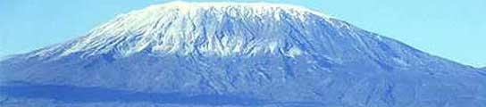 Adiós a las nieves del Kilimanjaro