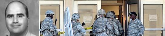 Masacre en la base militar de Fort Hood.