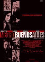 Negro Buenos Aires - Cartel