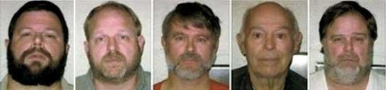 Seis detenidos, cinco de ellos de la misma familia, acusados de pederastia  (Imagen: EFE)