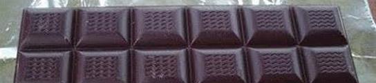 Una tableta de chocolate negro al día puede controlar el estrés