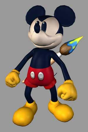 <p>Mickey.</p>