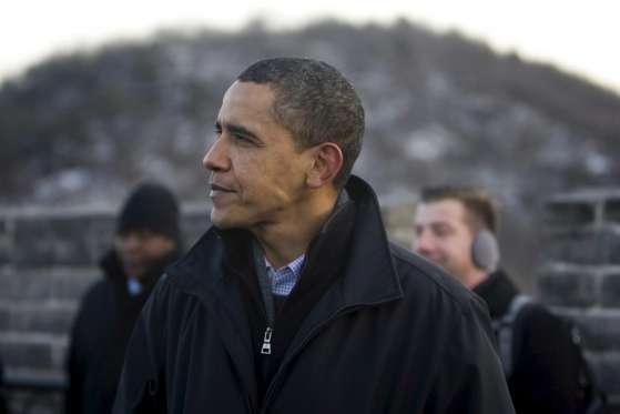 Obama en China