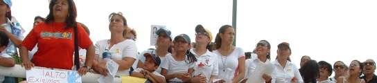 México es condenado judicialmente por 8 feminicidios en Ciudad Juárez  (Imagen: Bárbara Vázquez / EFE)