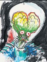 Bocetos y dibujos de Tim Burton 1022173