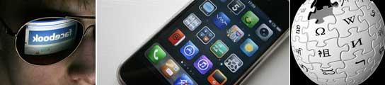 Los diez grandes momentos de la década en Internet: Wikipedia, Facebook, el iPhone...