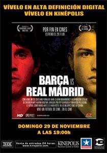 <p>Cartel Barça-Real Madrid</p>