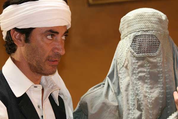 'Un burka por amor'