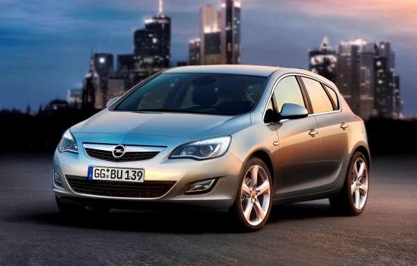 El nuevo Opel Astra